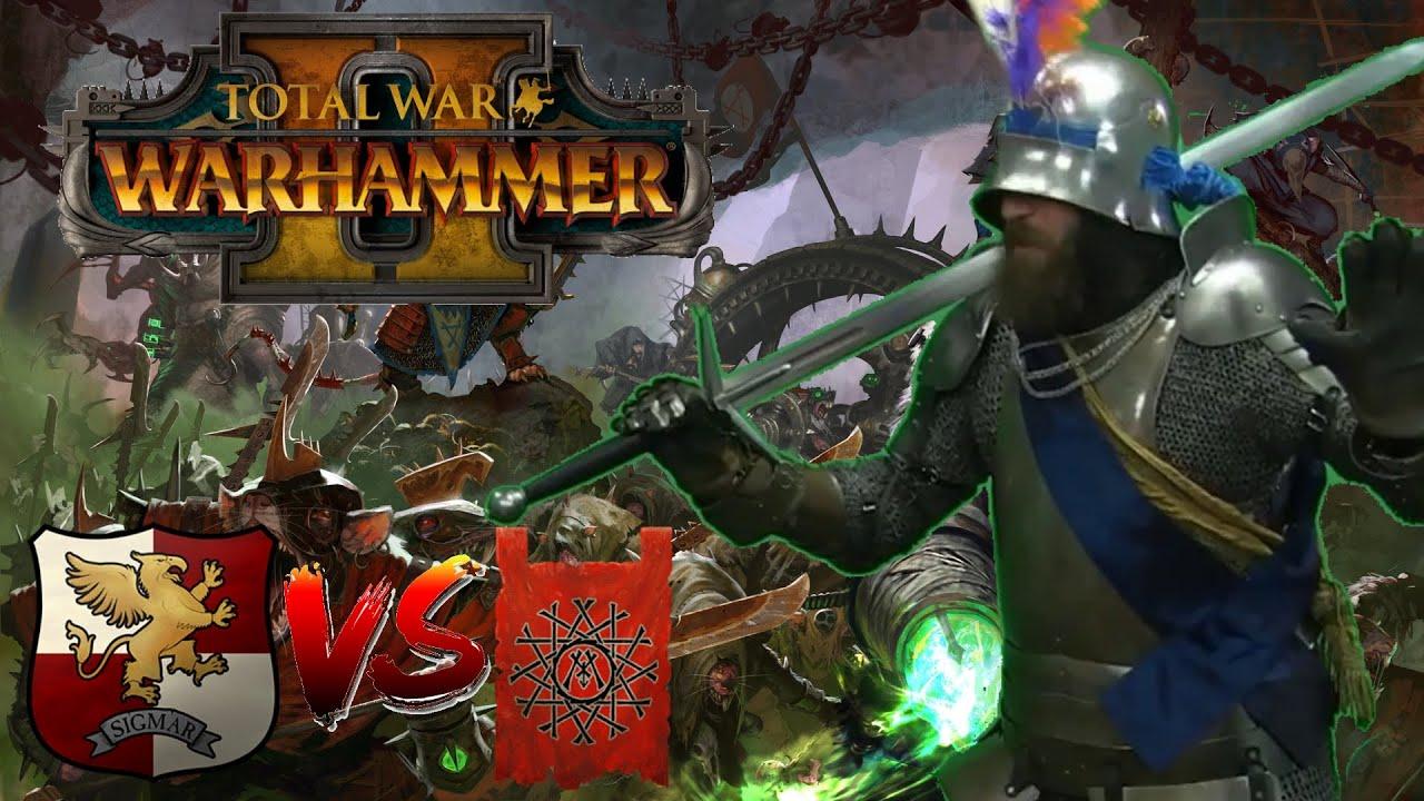 TODDY THE EXTERMINATOR | Empire vs Skaven - Total War Warhammer 2