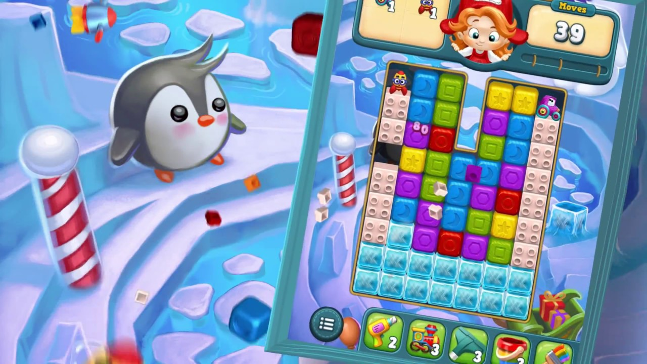 Toy Blast Play Now : Toy blast game trailer video ad youtube