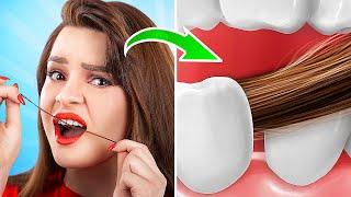 Cuando Eres Amigo de un Dentista / 15 Situaciones Graciosas