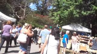 A Walk Through the Arden Fair