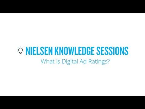 Nielsen Knowledge Sessions - Digital Ad Ratings