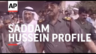Iraq/Kuwait - Saddam Hussein Profile - 1995