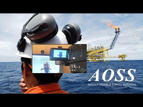 AOSS - Angola Oilfield Supply Services by Delfino Baiano - Vendas e Marketing