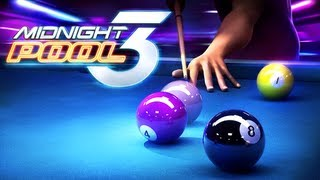 Midnight Pool 3 - Mobile Game Trailer