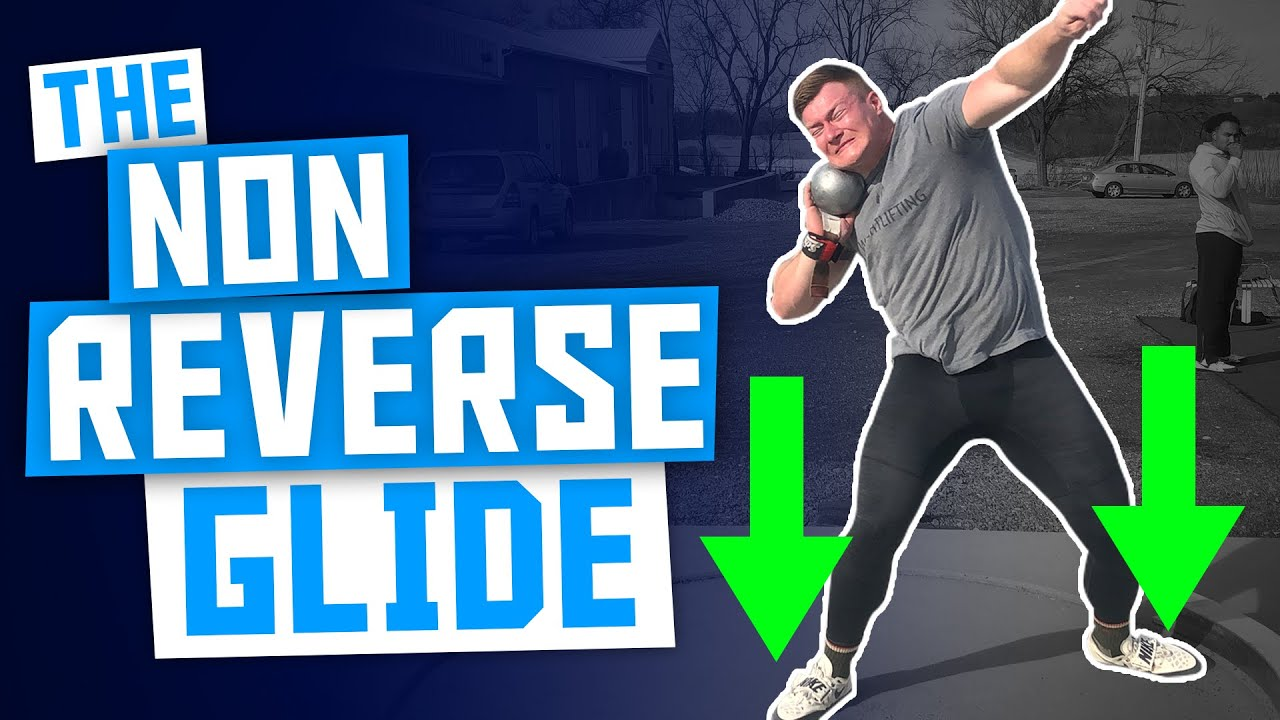 You NEED to Train The Glide NON Reverse | Shot Put 101