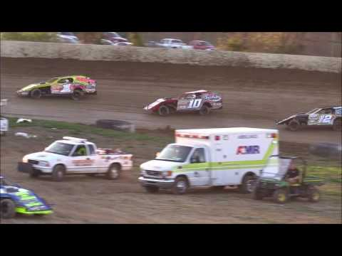 UMP Modified Heat #2 from Florence Speedway, April 8th, 2017.