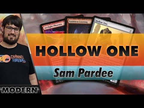 Mono-Red Arclight Hollow One - Modern | Channel Pardee