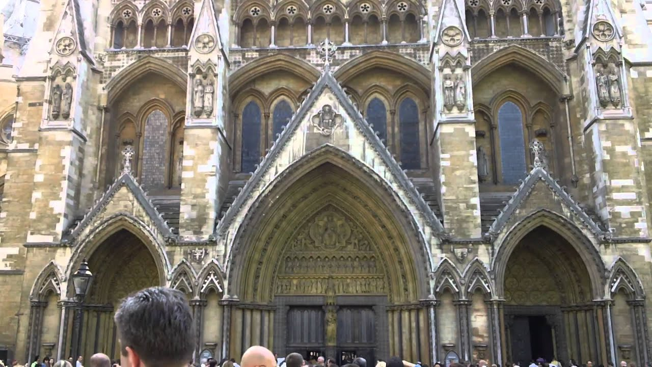 The Great North Door Westminster Abbey & The Great North Door Westminster Abbey - YouTube pezcame.com