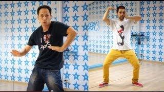 Уроки танцев: 2 танцевальные связки  from Dragon & Loony Boy!(Подробно по шагам разбираем связки и прокачиваем твой уровень! Подписаться на Дракона: http://goo.gl/ybHiy Школа..., 2013-09-08T19:58:30.000Z)