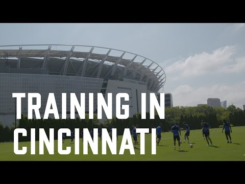 Cincinnati Training | #cpfctour16