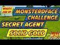 Secret Agent Challenge Solid Gold Mode // No killing allowed // Hardest Challenge in Fortnite
