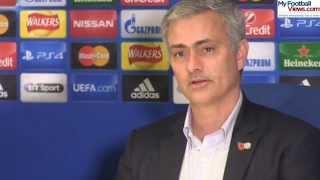 Mourinho: Win was for bullied Chelsea kids