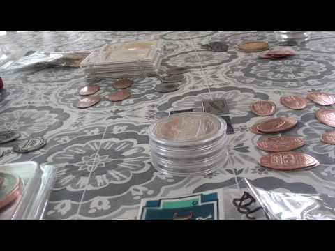 Arizona Trip Purchases - Tokens, Medals, and Elongated Coins - Numismatics with Kenny