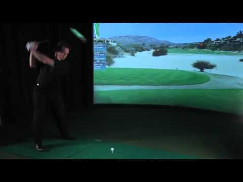 High Definition Golf  Simulators -- the ultimate amenity for your home!