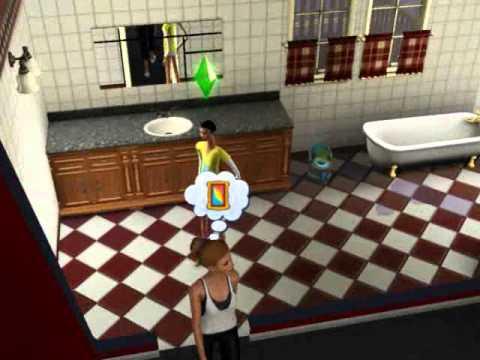 Sims 3 Robot Toddler