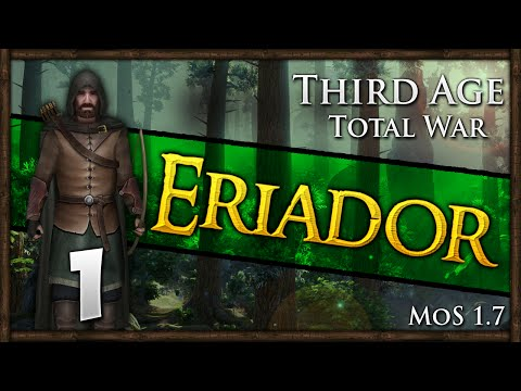 Third Age: Total War - Free Peoples of Eriador Campaign #1 ~ A Lost Kingdom!