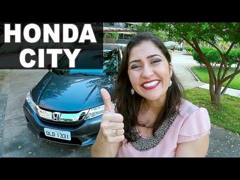Test Drive Honda City 2016 EXL