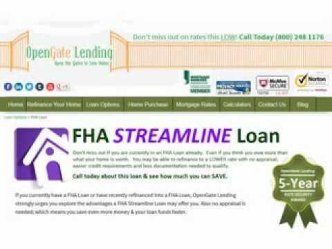 Open Gate Lending Loan Options