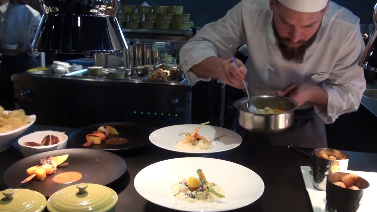 L'Atelier by Eldora durant le salon Gastronomia