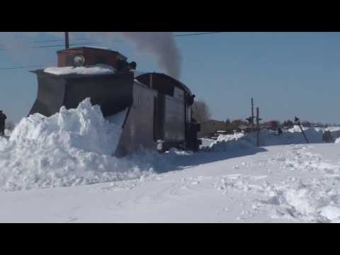 Thumbnail: Strasburg Railroad: Plowing the Line