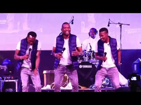 Major 1 Trio Live In Botswana | Innocent Mumba | Unstoppable