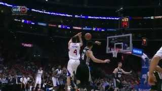Danny Green Makes Two Terrific Blocks In Game 7