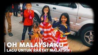Lagu 'Oh Malaysiaku' - Edisi Hari Malaysia [Lirik Video]