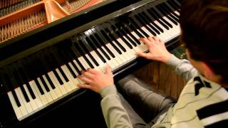 Dj tiesto Adagio for Strings on piano