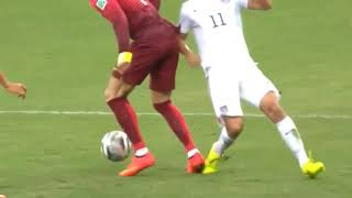 Cristiano Ronaldo inCRedible Skill vs USA With English Commentary World Cup 2014 HD
