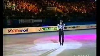 2002 чемпионат европы А Ягудин показательные