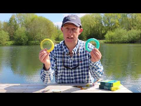 Nick's Guide To Understanding Fly Lines - Part 1