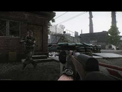Escape From Tarkov - Illegal Firearms Collection Team