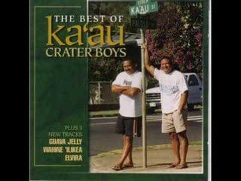 Ka'au Crater Boys - You Don't Write