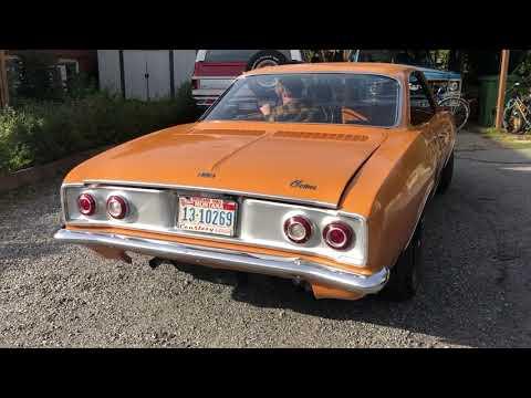 Chevrolet Corvair Monza 4 Speed 1965  164cid Flat Six Great Sounding OT-20 Cam