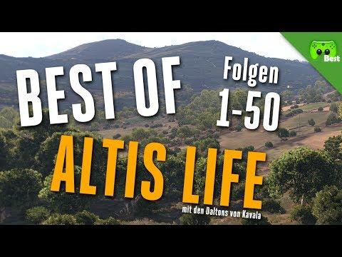 BEST OF ALTIS LIFE - Folgen 1 bis 50 «» Best of PietSmiet | HD