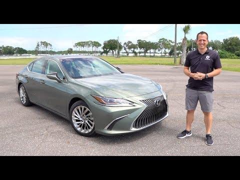 Is the 2019 Lexus ES 350 the PERFECT midsize LUXURY sedan?