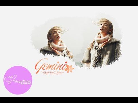 [TYVN][Hangul + Kara + Engsub + Vietsub] Gemini | TAEYEON 태연