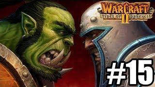 PRZYMIERZE KONTRATAKUJE! - Let's Play Warcraft 2 Tides of Darkness #15 [KAMPANIA LUDZI]
