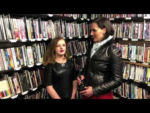 """Milly Shapiro """"Hereditary"""" Sundance Post-Film Interview"""
