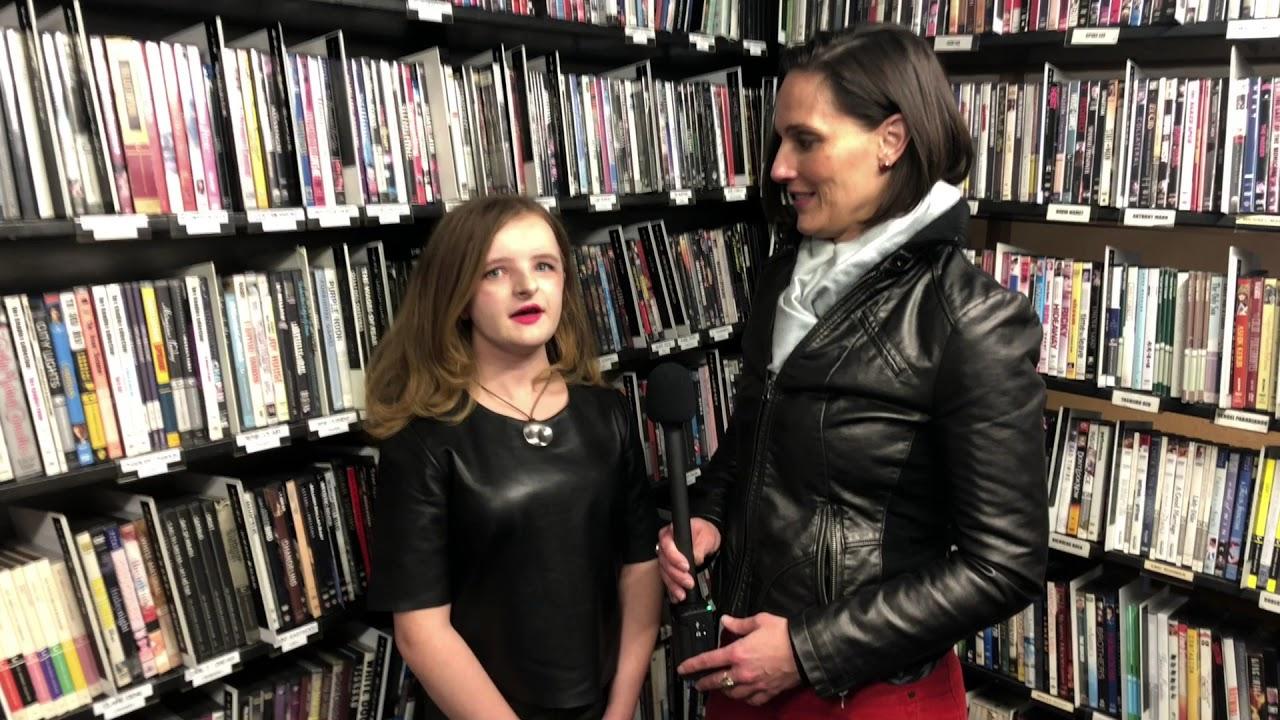Milly Shapiro Hereditary Sundance Post Film Interview