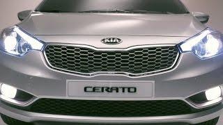 Kia Cerato 2013 Первый обзор.Anton Avtoman
