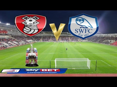 ROTHERHAM UNITED 1-2 SHEFFIELD WEDNESDAY | CHAMPIONSHIP | POST MATCH REACTION 2015