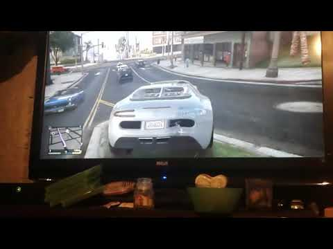 Chase gaming GTA v car hunting episode 1