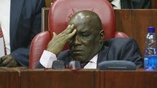 NLC boss Swazuri and 6 others arrested over SGR compensations