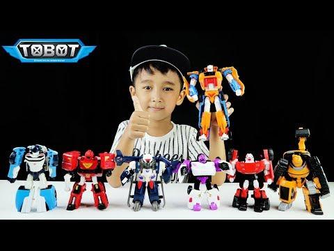 Tobot Titan Besar - Gabungan dari Tobot X dan Y - Review Mainan Robot Anak