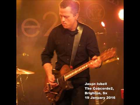 Jason Isbell The Concorde2 Brighton, Sx 19 January 2016