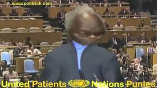 Africa Kérékou Unreleased Funny Political Video HD720p