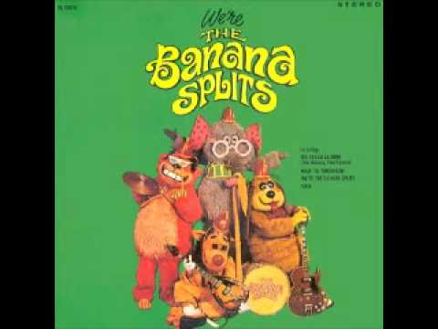 1968 The Banana Splits  Tra La La Song