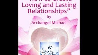 كيفية إنشاء المحبة وعلاقات دائمة - من AA مايكل