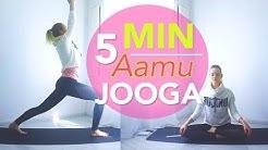 5 Min Aamu Jooga